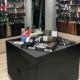 custom design pos counter
