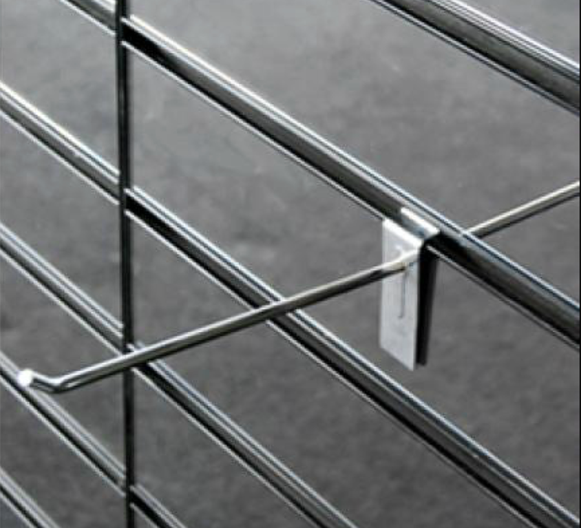 Tinted Mirror Channel Wall