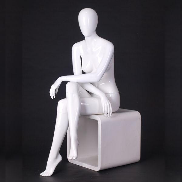 ABS PLASTIC MANNEQUIN - SITTING